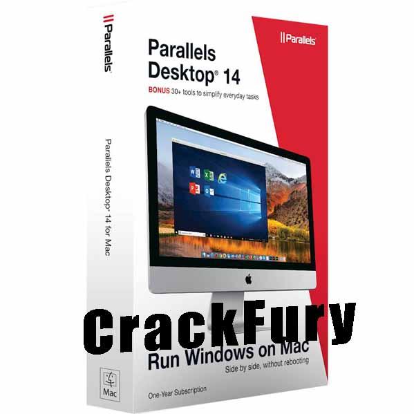 Parallels Desktop 15 Crack