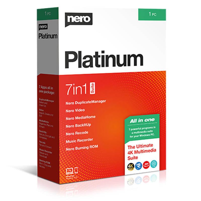 Nero Platinum Suite 2020 Crack